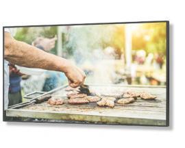 "NEC C551 Digital signage flat panel 55"" LED Full HD Negro - Imagen 1"