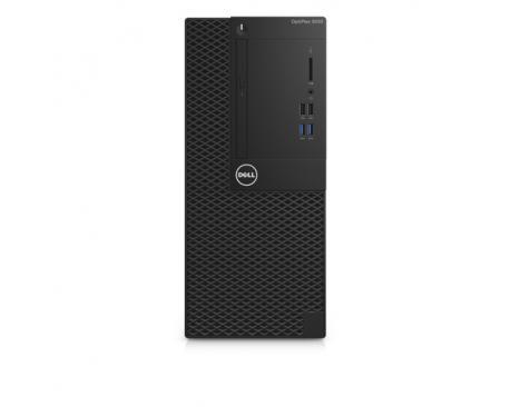 DELL OptiPlex 3050 3,9 GHz 7ª generación de procesadores Intel® Core™ i3 i3-7100 Negro Mini Tower PC - Imagen 1