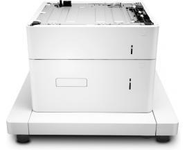 HP Alimentador de papel y soporte de 1x550 hojas y 2000 hojas LaserJet - Imagen 1