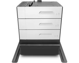 HP Soporte y bandeja de papel para PageWide Enterprise, 3x500 - Imagen 1