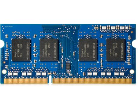 HP SO DIMM DDR3 de 144 patillas (800 MHz) 1 GB x32 - Imagen 1