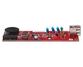 HP Accesorio de fax analógico para impresora multifuncional LaserJet 600 - Imagen 1