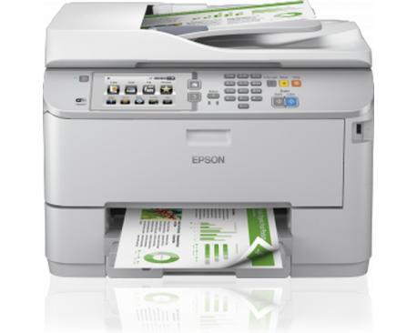 Epson WorkForce Pro WF-5690 DWF Inyección de tinta 34 ppm 4800 x 1200 DPI A4 Wifi - Imagen 1
