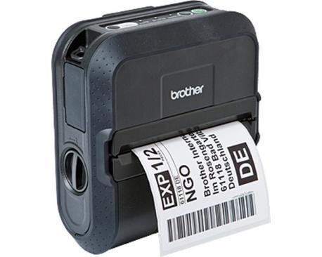 Brother RJ-4040 impresora de recibos Impresora portátil 203 x 200 DPI - Imagen 1