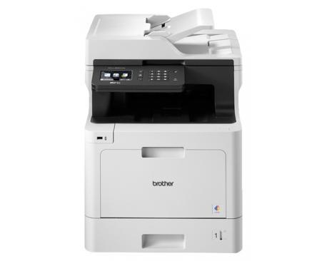 Brother MFC-L8690CDW impresora láser Color 2400 x 600 DPI A4 Wifi - Imagen 1