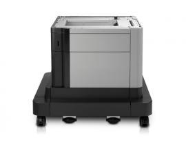 HP Alimentador de papel de 500 hojas con compartimento LaserJet - Imagen 1