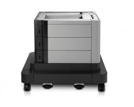 HP Alimentador y soporte de papel 2x500/1x1500-sheet - Imagen 1