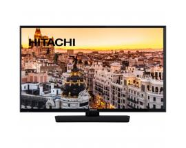 "Tv hitachi 49"" led full hd/ 49he4000/ smart tv/ wifi/ 2 hdmi/ 1 usb/ modo hotel/ a+/ 600 bpi/ tdt2/ satelite - Imagen 1"