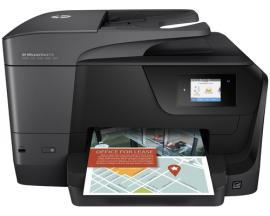 HP OfficeJet Pro 8715 Inyección de tinta térmica 22 ppm 4800 x 1200 DPI A4 Wifi