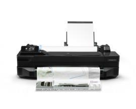 HP Designjet ePrinter T120 610mm impresora de gran formato - Imagen 1