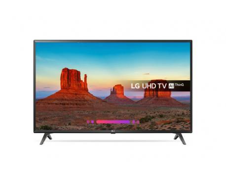 "LG 55UK6300PLB LED TV 139,7 cm (55"") 4K Ultra HD Smart TV Wifi Negro - Imagen 1"