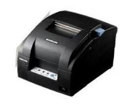 Impresora ticket samsung/bixolon srp-275a red negra - Imagen 1