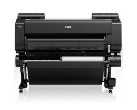 "Plotter canon pro-4000s imageprograf 44""/ 2400ppp/ usb/ red/ wifi/ tinta 8 colores/ tactil 3.5"" - Imagen 1"