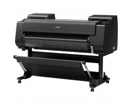 "Plotter canon pro-4000 imageprograf 44""/ 2400ppp/ usb/ red/ wifi/ tinta 12 colores/ tactil 3.5"" - Imagen 1"