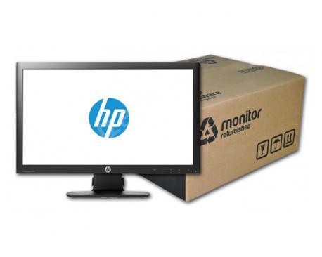 HP ProDisplay P221 Led 21.5 '' 16:9 · Resolución 1920x1080 · Dot pitch 0.248 mm · Respuesta 5 ms · Contraste 1000:1 · Brillo 25