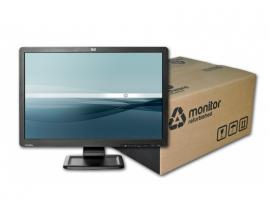HP LE2201W TFT 22 '' 16:10 · Resolución 1680x1050 · Dot pitch 0.282 mm · Respuesta 5 ms · Contraste 1000:1 · Brillo 250 cd/m2 ·