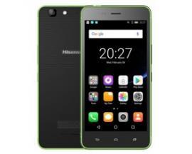"Telefono movil smartphone hisense c30 lite rock verde/ 5""/ quad core/ 16gb rom/ 2 gb ram/ 8mpx - 5mpx/ dual sim/ 4g/ ip67 - Imag"