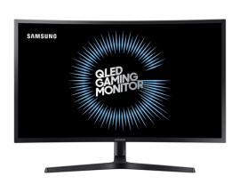 "Samsung C27HG70QQU LED display 68,6 cm (27"") Quad HD Curva Azul, Gris"