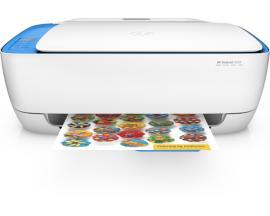 HP DeskJet 3639 Inyección de tinta térmica 8,5 ppm 4800 x 1200 DPI A4 Wifi - Imagen 1