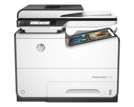 HP PageWide Managed P57750dw Inyección de tinta térmica 50 ppm 2400 x 1200 DPI A4 Wifi - Imagen 1