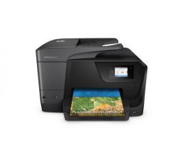 HP OfficeJet Pro 8718 Inyección de tinta térmica 22 ppm 4800 x 1200 DPI A4 Wifi - Imagen 1