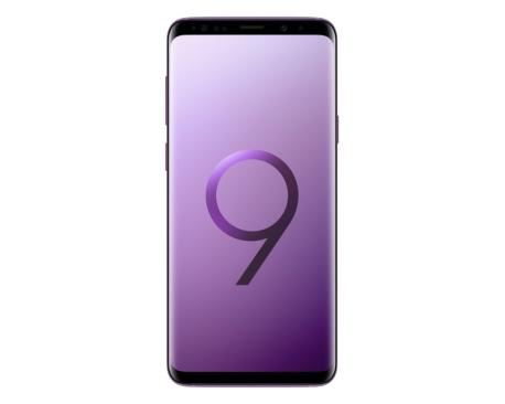 "Samsung Galaxy S9+ SM-G965F 15,8 cm (6.2"") 6 GB 64 GB SIM doble 4G Púrpura 3500 mAh - Imagen 1"