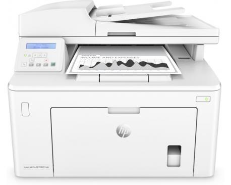 HP LaserJet Pro M227sdn Laser 28 ppm 1200 x 1200 DPI A4 - Imagen 1