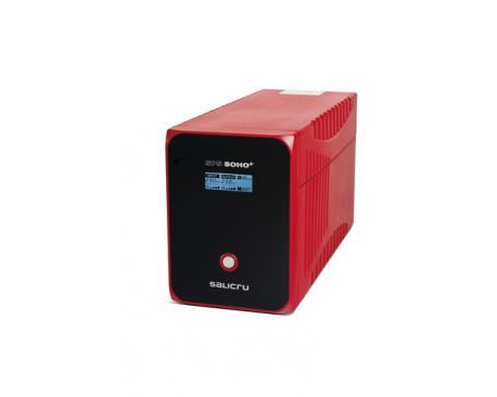 Salicru SPS.2000.SOHO+ sistema de alimentación ininterrumpida (UPS) 2000 VA 3 salidas AC - Imagen 1