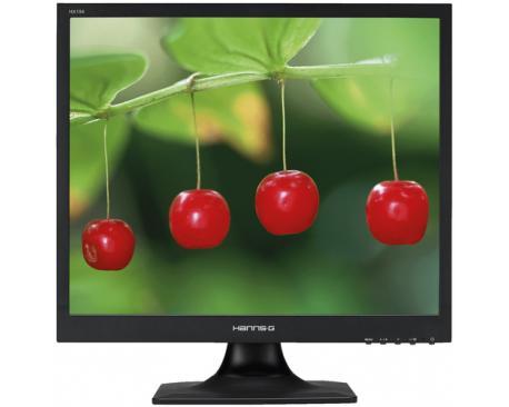 "Hannspree Hanns.G HX194DPB pantalla para PC 48,3 cm (19"") Negro - Imagen 1"