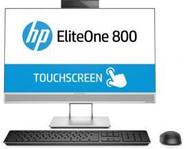 "HP EliteOne 800 G4 60,5 cm (23.8"") 1920 x 1080 Pixeles Pantalla táctil 3 GHz 8ª generación de procesadores Intel® Core™ i5 i5-85"