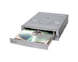 - CD-ROM IDE CD52X CD-ROM Genérico 52X IDE Color Blanco - Imagen 1
