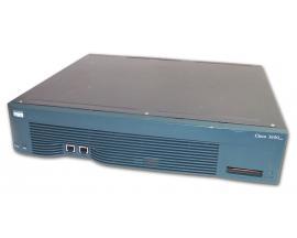 CISCO 3640 Router Procesador: 100 MHz IDT R4700 RISC - Flash Memory: 16 Mb. - Memoria: 32 Mb. - Slots: 4 slots para módulos - Pu