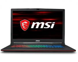 "MSI Gaming GP73 8RF-415XES Leopard Negro Portátil 43,9 cm (17.3"") 1920 x 1080 Pixeles 2,20 GHz 8ª generación de procesadores Int"