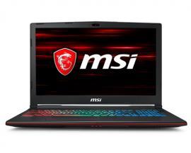 "MSI Gaming GP63 8RE-041XES Leopard Negro Portátil 39,6 cm (15.6"") 1920 x 1080 Pixeles 2,20 GHz 8ª generación de procesadores Int"