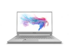 """MSI Prestige P65 8RD-007ES Creator Gris Portátil 39,6 cm (15.6"""") 1920 x 1080 Pixeles 2,2 GHz 8ª generación de procesadores Intel"""