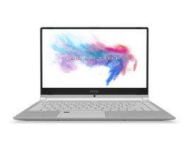 "MSI Prestige PS42 8M-218XES Plata Portátil 35,6 cm (14"") 1920 x 1080 Pixeles 1,80 GHz 8ª generación de procesadores Intel® Core™"