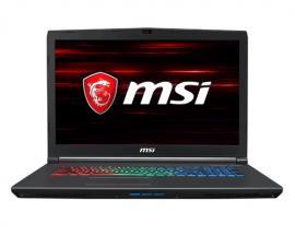 """MSI Gaming GF72 8RD-007XES Negro Portátil 43,9 cm (17.3"""") 1920 x 1080 Pixeles 2,20 GHz 8ª generación de procesadores Intel® Core"""