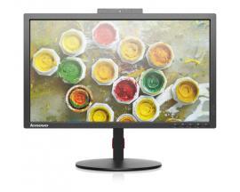 """Lenovo ThinkVision T2224z LED display 54,6 cm (21.5"""") Full HD Plana Mate Negro - Imagen 1"""