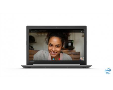 "Lenovo IdeaPad 330 Gris, Platino Portátil 39,6 cm (15.6"") 1366 x 768 Pixeles 1,8 GHz 8ª generación de procesadores Intel® Core™"