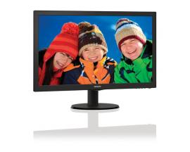 Philips Monitor LCD con SmartControl Lite 243V5LHAB/00 - Imagen 1