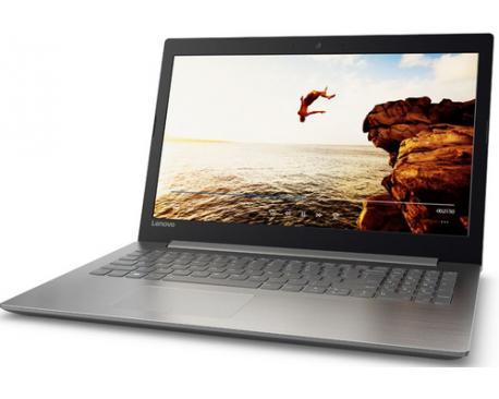 """Lenovo IdeaPad 320 1.8GHz E2-9000 15.6"""" 1366 x 768Pixeles Gris Portátil - Imagen 1"""