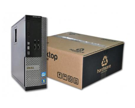 Dell Optiplex 3020 i5 SFF Intel Core i5 4570 3.2 GHz. · 8 Gb. DDR3 RAM · 500 Gb. SATA · DVD-RW · COA Windows 7 Professional actu