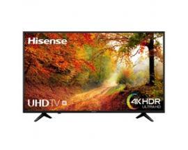 """Tv hisense 43"""" led 4k uhd/ hdr/ 43a6140/ smart tv/ wifi/ 3 hdmi/ 2 usb/ dvb-t2/t/c/s2/s - Imagen 1"""