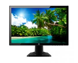 "Monitor led hp 20kd 20""  1440 x 900 vga dvi - Imagen 1"