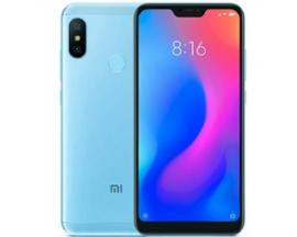 "Telefono movil smartphone xiaomi redmi note 6 pro / blue/ 6.22"" / 32gb rom/ 3gb ram/ 12+5mpx / 20+2 mpx selphie/ 4000 mah/ dual"