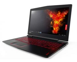 """Lenovo IdeaPad Legion Y Y520 Negro Portátil 39,6 cm (15.6"""") 1920 x 1080 Pixeles 2,8 GHz 7ª generación de procesadores Intel® Cor"""