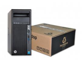 HP WorkStation Z230 Torre Intel Core i7 4790S 3.2 GHz. · 32 Gb. DDR3 ECC RAM · 500 Gb. SATA · DVD-RW · COA Windows 7 Professiona