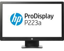 """HP X7R62AA pantalla para PC 54,6 cm (21.5"""") Full HD Negro - Imagen 1"""