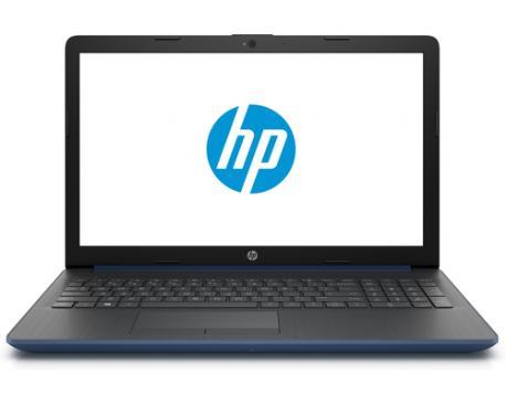 "HP 15-da0135ns Azul, Plata Portátil 39,6 cm (15.6"") 1366 x 768 Pixeles 2,50 GHz 7ª generación de procesadores Intel® Core™ i5 i5"