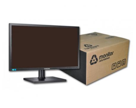Samsung LS24C65U LCD 24 '' 16:9 · Resolución 1920x1080 · Dot pitch 0.27 mm · Respuesta 5 ms · Contraste 1000:1 · Brillo 250 cd/